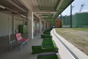 イーグルゴルフ今福校(今福阪奈ゴルフガーデン)の練習場の写真