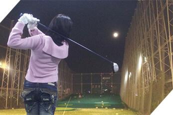 大阪のゴルフスクール「イーグルゴルフ」のワンタイムレッスン