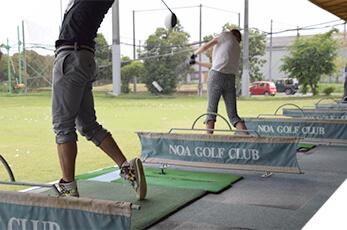 大阪のゴルフスクール「イーグルゴルフ」の週1定期レッスン